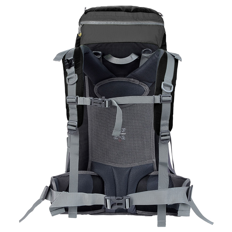 Mount Kinabalu Hiking Backpack (Grey)