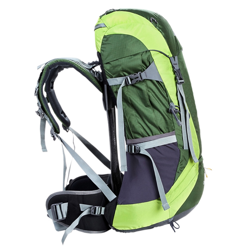 Mount Kinabalu Hiking Backpack (Green)