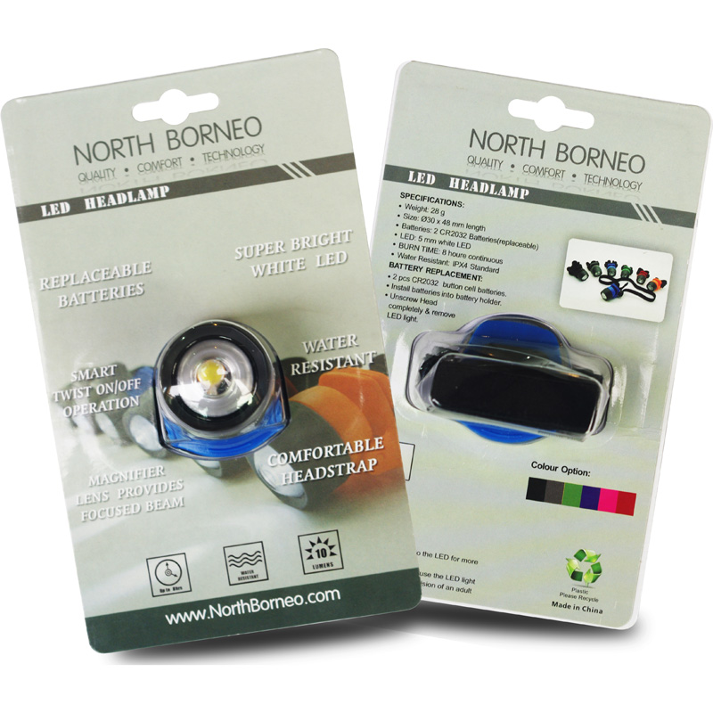 Outdoor Hiking LED Headlamp